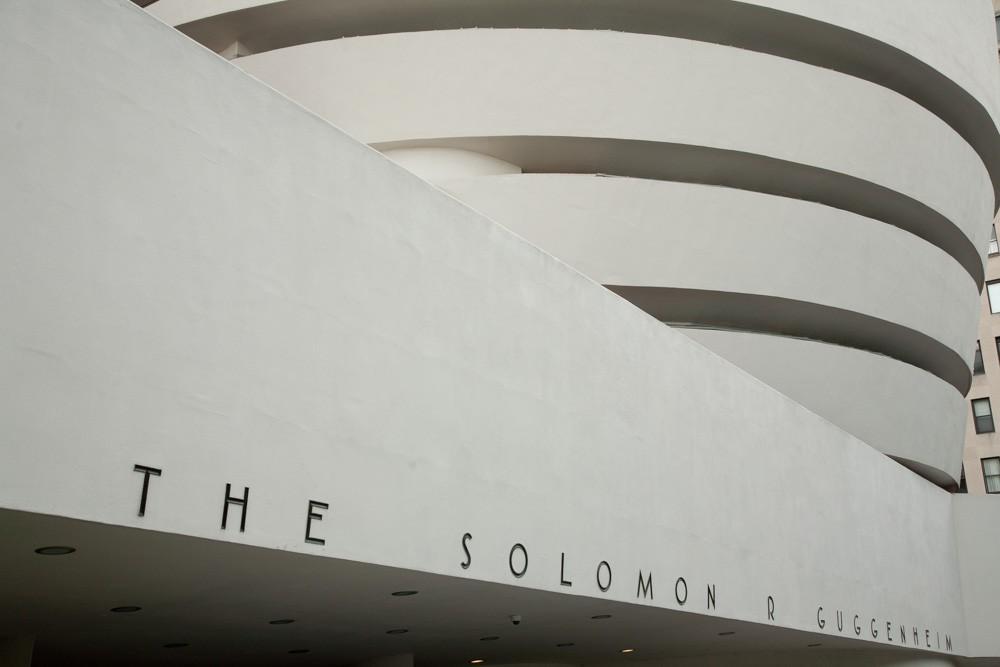 Solomon R. Guggenheim Museum - New York City, NY
