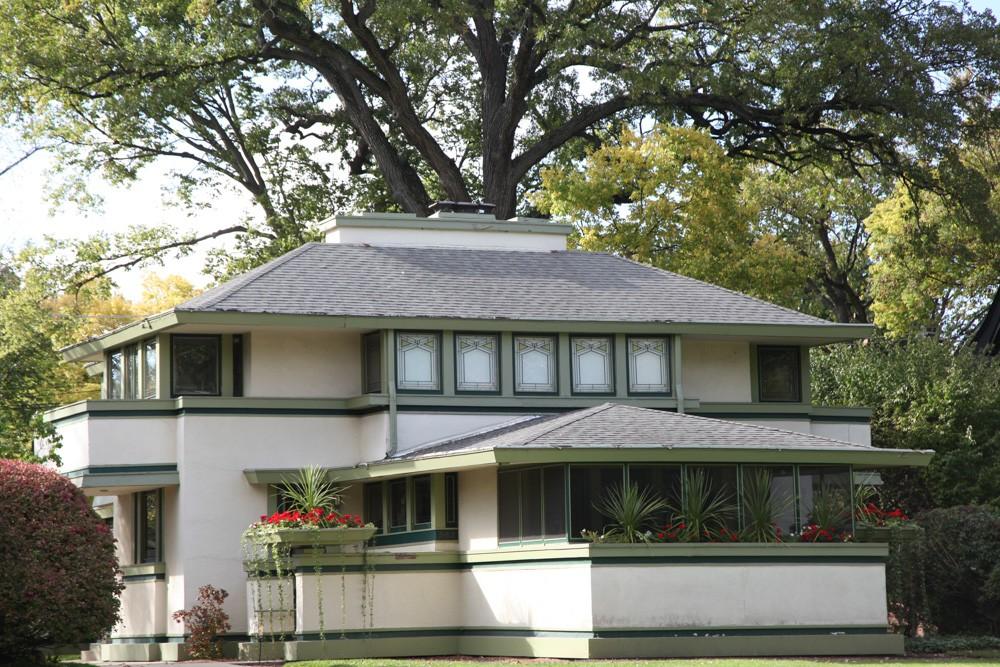 J. Kibben Ingalls House - Oak Park, IL