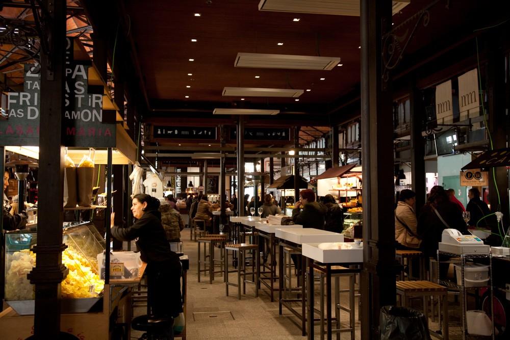 Mercado De San Miguel - Madrid, Spain