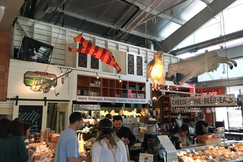 Oxbow Market - Napa, CA